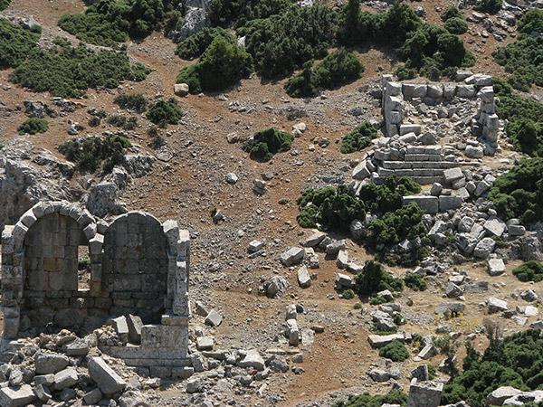 Ariassos Antik Kenti