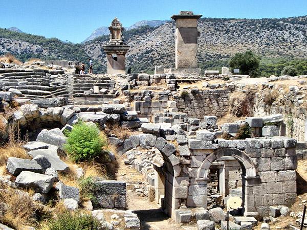 İsinda Antik Kenti