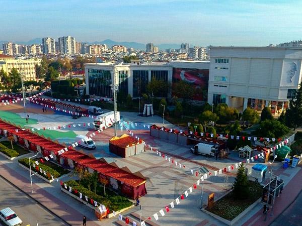 Muratpaşa Atatürk Kent Meydanı